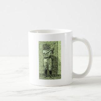 Baseball Bot Coffee Mug