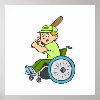 Baseball Boy Posters