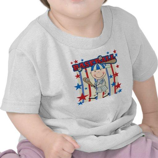 BASEBALL Boy Up at Bat T-shirts and Gifts