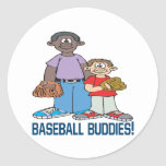 Baseball Buddies Stickers
