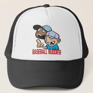 Baseball Buddies Trucker Hat