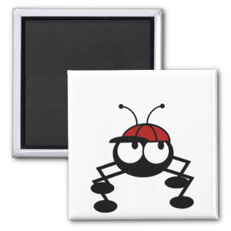 Baseball Bug Tshirts and Gifts Magnet