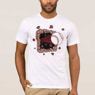 Baseball Burster t-shirt