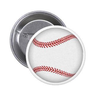 Baseball: 2 Inch Round Button