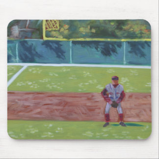 Baseball-by-the-Sea Mouse Pad