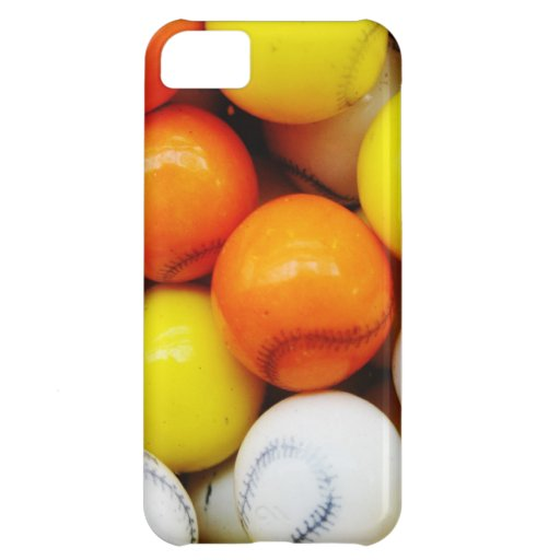 Baseball Candy Cover For iPhone 5C