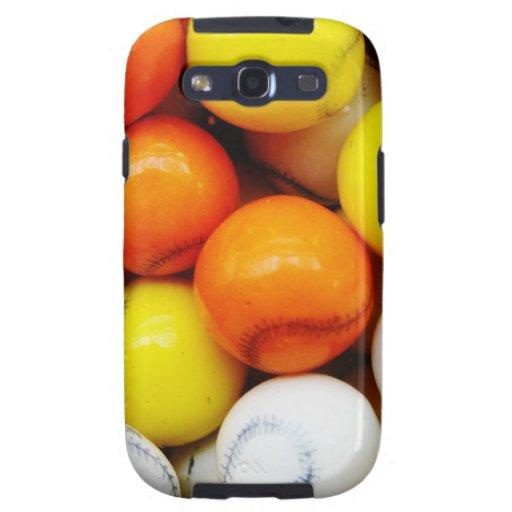 Baseball Candy Samsung Galaxy SIII Case