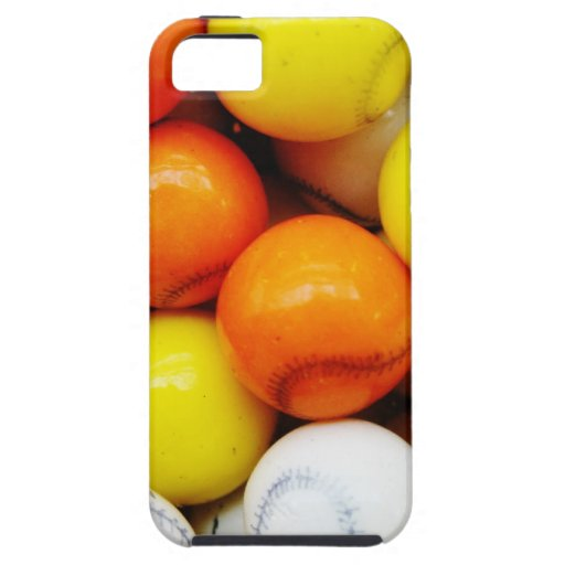 Baseball Candy iPhone 5 Covers