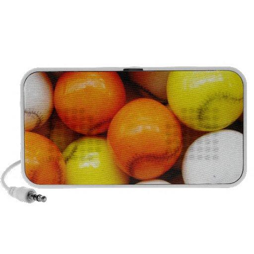 Baseball Candy Notebook Speaker