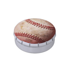 Baseball Candy Tin Sports Gift Party Favor at Zazzle