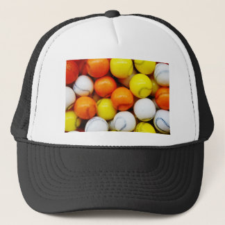 Baseball Candy Trucker Hat