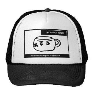 Baseball Cap - Deranged Mug Trucker Hat