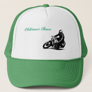 Baseball cap motorcycle old timer Puch S4