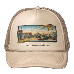 Baseball Cap~ Mural #1:  Hermosa Beach Pier Plaza Trucker Hat