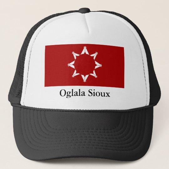 Baseball cap,  Oglala Sioux Trucker Hat