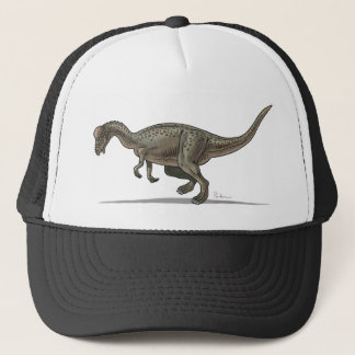 Baseball Cap Pachycephalosaurus Dinosaur