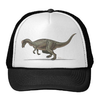 Baseball Cap Pachycephalosaurus Dinosaur Trucker Hat