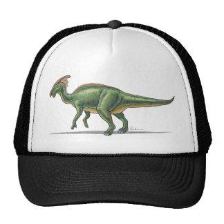 Baseball Cap Parasaurolophus Dinosaur Mesh Hats