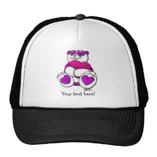Baseball Cap - Patty Panda Trucker Hat