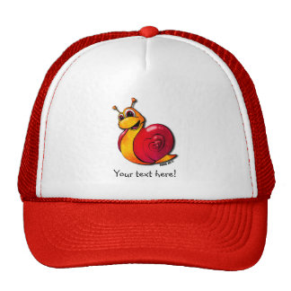 Baseball Cap - Sammy Snail Trucker Hat