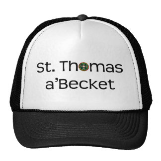 baseball cap: text name with rose window trucker hat