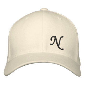 "Baseball Caps ""Nice"" Flexfit Caps Embroidered Hat"