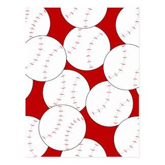 Baseball Card Postcard