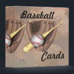 "Baseball Cards Binder<br><div class=""desc"">Collect,  preserve and organize your baseball card collection in our Baseball Cards Binder.</div>"