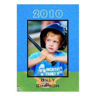 Baseball Cards profilecard
