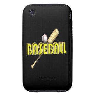 Baseball iPhone 3 Tough Case