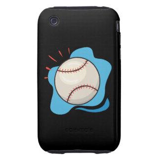 Baseball iPhone 3 Tough Covers