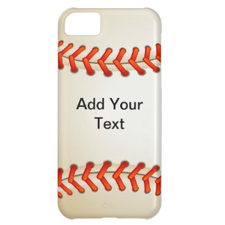Baseball Case For iPhone 5C