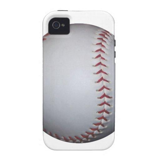 Baseball Case-Mate iPhone 4 Cover