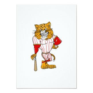 Baseball Cat Card