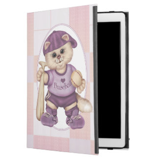 "BASEBALL CAT  CUTE iPad Pro iPad Pro 12.9"" Case"