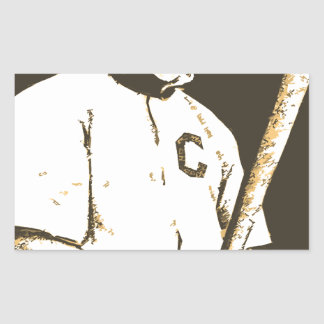 Baseball Cat Stickers