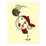 Baseball Catch Tshirts and Gifts Postcards