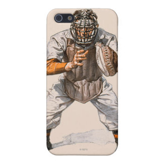 Baseball Catcher Cases For iPhone 5