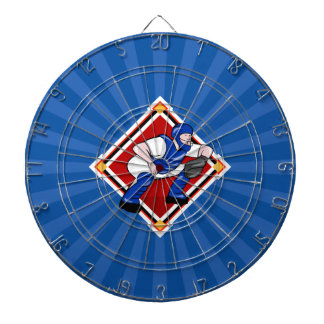 Baseball Catcher Dartboards
