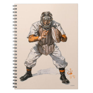 Baseball Catcher Journal