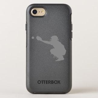 Baseball Catcher OtterBox Symmetry iPhone 8/7 Case