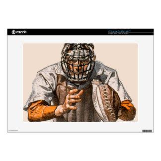 """Baseball Catcher Skin For 15"""" Laptop"""