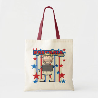 BASEBALL Catcher Tshirts and Gifts Tote Bag