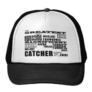 Baseball Catchers : Greatest Catcher Trucker Hat