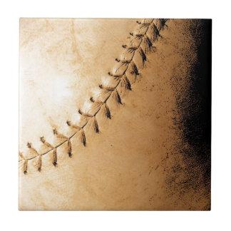 Baseball Ceramic Tile