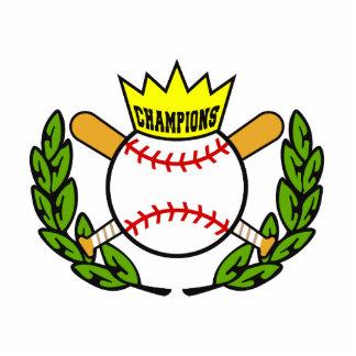 Baseball Champions Cutout