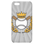 baseball champions logo design cover for iPhone 5C