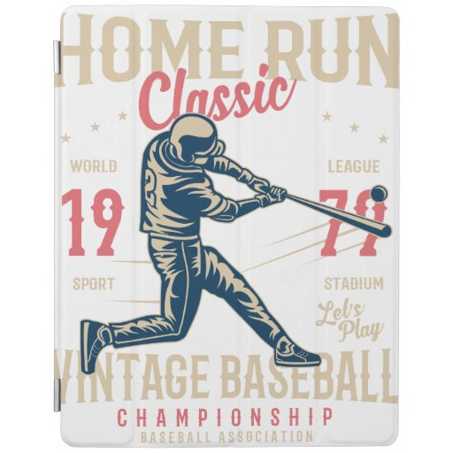 baseball championship iPad smart cover