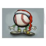 Baseball Christmas Card