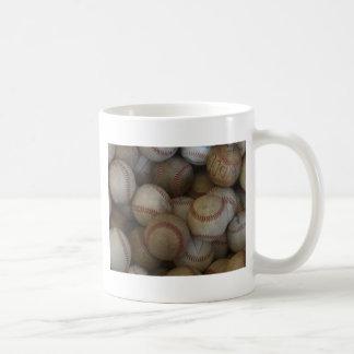 Baseball Classic White Coffee Mug